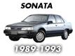 Запчасти Hyundai Sonata I (New Sonata 1988.6 - 1993.12)