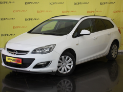 Фото 1 - Opel Astra, J Рестайлинг 2013 г.