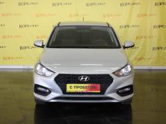 Фото 2 - Hyundai Solaris, II 2019 г.