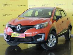 Фото 1 - Renault Kaptur I 2017 г.