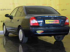 Фото 6 - Hyundai Elantra III (XD2) Рестайлинг 2008 г.