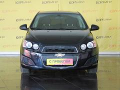 Фото 2 - Chevrolet Aveo II 2014 г.