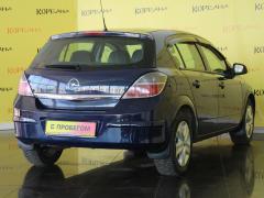 Фото 4 - Opel Astra H Рестайлинг 2012 г.
