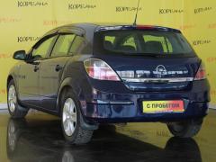 Фото 6 - Opel Astra H Рестайлинг 2012 г.