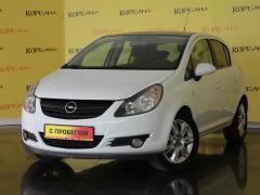 Фото 1 - Opel Corsa D Рестайлинг I 2010 г.