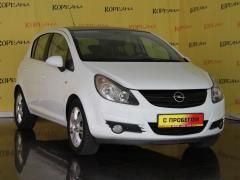 Фото 3 - Opel Corsa D Рестайлинг I 2010 г.
