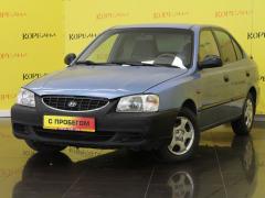 Фото 1 - Hyundai Accent II 2006 г.