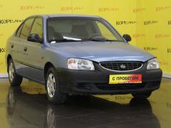 Фото 3 - Hyundai Accent II 2006 г.