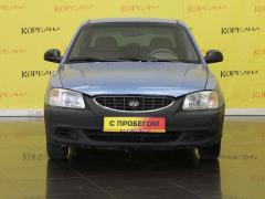 Фото 2 - Hyundai Accent II 2006 г.