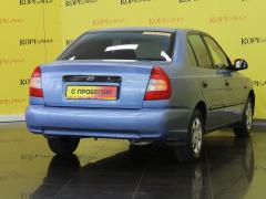 Фото 4 - Hyundai Accent II 2006 г.