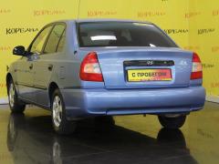 Фото 6 - Hyundai Accent II 2006 г.