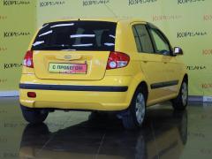 Фото 4 - Hyundai Getz I 2005 г.