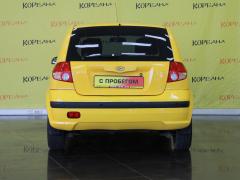Фото 5 - Hyundai Getz I 2005 г.