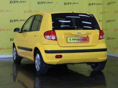 Фото 6 - Hyundai Getz I 2005 г.