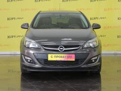 Фото 2 - Opel Astra J Рестайлинг 2012 г.