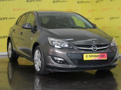 Фото 3 - Opel Astra J Рестайлинг 2012 г.