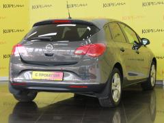 Фото 4 - Opel Astra J Рестайлинг 2012 г.