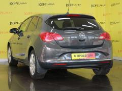 Фото 6 - Opel Astra J Рестайлинг 2012 г.