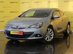 Фото 1 - Opel Astra J Рестайлинг 2011 г.