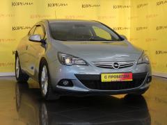 Фото 3 - Opel Astra J Рестайлинг 2011 г.