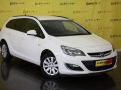 Фото 3 - Opel Astra, J Рестайлинг 2013 г.