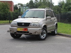 Фото 1 - Suzuki Grand Vitara II Рестайлинг 2005 г.