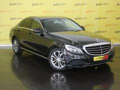 Фото 3 - Mercedes-Benz C-Класс, IV (W205) 2015 г.
