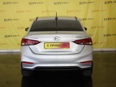 Фото 5 - Hyundai Solaris, II 2019 г.