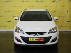 Фото 2 - Opel Astra, J Рестайлинг 2013 г.