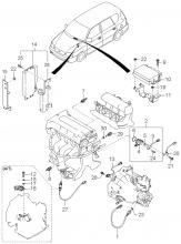 SWITCH & RELAYS (ENGINE)