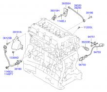 электронный блок управления двигателем