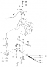 MANUAL LINKAGE SYSTEM (A/T)