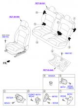 HARDWARE - SEAT