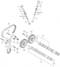 Система клапанов