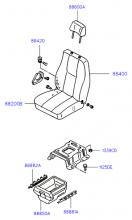 сиденье пассажира