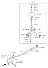 SHIFT LEVER CONTROL (MTM)