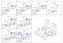 PASSENGER SEAT (A)