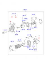 мотор стартера