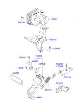 Тормозной клапан и модуль