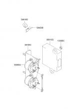 Реле и электромагнитный клапан