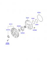 OIL PUMP ASSY - AUTOMATIC TRANSMISSION (30 - 43LE)
