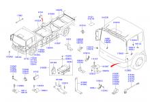 электропроводка кузова и шасси