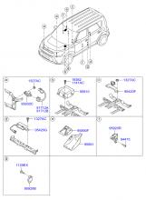 Реле и модуль