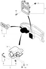 Приборная панель и ее оборудование
