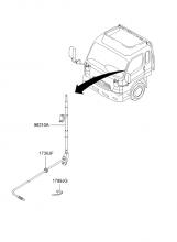 антенна и хендсфри