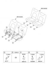 REAR SEAT ATTACHMENT
