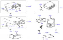 радио кассеты и конвертор