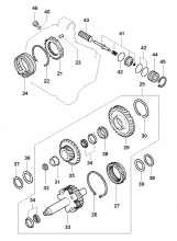 GOVERNOR,LOW & REVERSE PISTON (A/T)