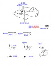 Трубопроводы привода кабины