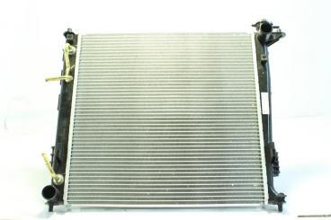 LRC081Y0 LUZAR Радиатор охлаждения (дизель) АТ/MT